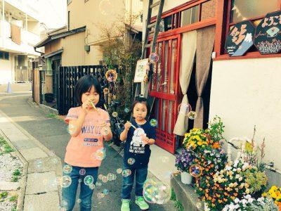 【大好きなゲストさん】鎌倉に妖怪に会いに来た子供たち